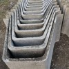 U形槽塑料模具 水泥U型槽钢模具 精达供应