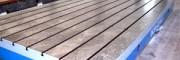 铸造厂家促销T型槽铸铁平台质量有保障 地轨系列有货