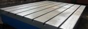 威岳厂家生产铁地板 常年批发零售铸铁平台