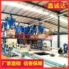 鑫诚达FS外模板生产设备 复合建筑模板设备 工艺流程