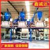 鑫诚达FS复合保温板生产线 保温外模板设备 产品详情