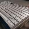 泊头铸铁试验平台满筋结构 地梁工期短