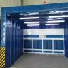 30米以上大宽度伸缩喷漆房 技术方案及配置