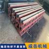 北京T型槽铸铁地轨按图加工 铸铁试验平台42开口槽本金售